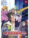 【メール便送料無料】MOBILE SUIT GUNDAM UNICORN: PART 1 (アニメ輸入盤DVD)