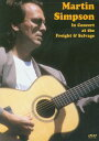 【メール便送料無料】MARTIN SIMPSON / IN CONCERT AT THE FREIGHT & SALVAGE (輸入盤DVD)