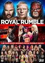【メール便送料無料】WWE: ROYAL RUMBLE 2018 (2PC) (輸入盤DVD)【D2