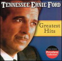 Fork, Country - 【メール便送料無料】Tennessee Ernie Ford / Greatest Hits (輸入盤CD) (テネシー・アーニー・フォード)