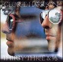 CD, DVD, 乐器 - 【メール便送料無料】George Harrison / Thirty Three & 1/3 (輸入盤CD) (ジョージ・ハリスン)