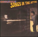 【Rock/Pops:ヒ】ビリー・ジョエルBilly Joel / Songs In The Attic (CD) (Aポイント付)
