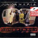 【メール便送料無料】Junior MAFIA / Conspiracy (輸入盤CD)(ジュニア・マフィア)