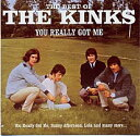 Kinks / You Really Got Me: The Best Of (�A���CD) (�L��