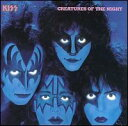 【Rock/Pops:キ】キッスKiss / Creatures Of The Night (CD) (Aポイント付)