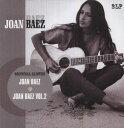 ��͢����LP�쥳���ɡ�Joan Baez / Joan Baez/Joan Baez 2(���硼�Х���)