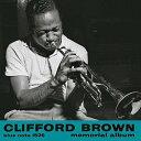 Clifford Brown / Memorial Album【輸入盤LPレコード】(クリフォード・ブラウン)