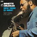 Ornette Coleman / New York Is Now【輸入盤LPレコード】(オーネット・コールマン)