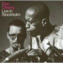 【輸入盤LPレコード】Don Cherry / Don Cherry Live In Stockholm(ドラゴンフォース)
