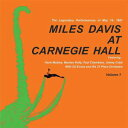 Miles Davis / Miles Davis At Carnegie Hall 1 (Limited Edition)【輸入盤LPレコード】(マイルス・デイウ゛ィス)