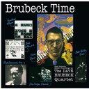 Dave Brubeck / Brubeck Time【輸入盤LPレコード】(デイウ゛・ブルーベック)
