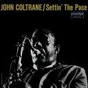 John Coltrane / Settin The Pace【輸入盤LPレコード】(ジョン・コルトレーン)