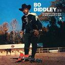 【輸入盤LPレコード】Bo Diddley / Is A Gunslinger (スペイン盤)(ボー・ディドリー)