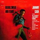 【送料無料】Johnny Cash / Blood Sweat & Tears (オランダ盤)【輸入盤LPレコード】(ジョニー・キャッシュ)