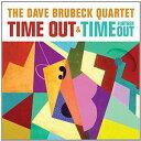 【送料無料】Dave Brubeck / Time Out/Time Further Out (UK盤)【輸入盤LPレコード】(デイウ゛・ブルーベック)