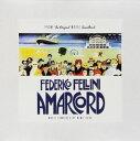 【送料無料】Soundtrack / Amarcord (オランダ盤)【輸入盤LPレコード】(サウンドトラック)
