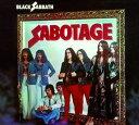 【送料無料】Black Sabbath / Sabotage (UK盤)【輸入盤LPレコード】(ブラック サバス)