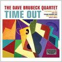 【輸入盤LPレコード】Dave Brubeck / Time Out (UK盤)(デイウ゛・ブルーベック)