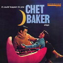 Chet Baker / It Could Happen To You【輸入盤LPレコード】(チェット・ベーカー)