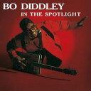Bo Diddley / In The Spotlight【輸入盤LPレコード】(ボー・ディドリー)