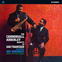 Cannonball Adderley / In San Francisco (180 Gram Vinyl)【輸入盤LPレコード】(キャノンボール・アダレー)