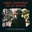 爵士 - Eric Dolphy / In Europe (Colored Vinyl) (Limited Edition) (Red) (オランダ盤)【輸入盤LPレコード】【LP2018/3/16発売】(エリック・ドルフィー)