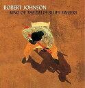【輸入盤LPレコード】Robert Johnson / King Of The Delta Blues Vol 1 & 2 (UK盤)(ロバート・ジョンソン)