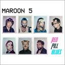 Maroon 5 / Red Pill Blues【輸入盤LPレコード】【LP2018/1/19発売】(マルーン5)