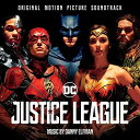 Danny Elfman (Soundtrack) / Justice League (Gatefold LP Jacket)【輸入盤LPレコード】【LP2018/2/9発売】(サウンドトラック)