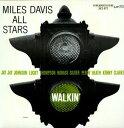 Miles Davis / Walkin【輸入盤LPレコード】(マイルス・デイウ゛ィス)