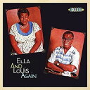 現代 - Ella Fitzgerald/Louis Armstrong / Ella & Louis Again (UK盤)【輸入盤LPレコード】(エラ・フィッツジェラルド&ルイ・アームストロング)