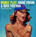 Andre Previn/Freeman Russ / Double Play【輸入盤LPレコード】(アンドレ・プレウ゛ィン)