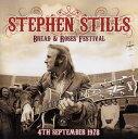 【送料無料】Stephen Stills / Bread Roses Festival 4Th September 1978【輸入盤LPレコード】(スティーブン スティルス)