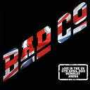 Bad Company / Live In The Uk 2010 (Gatefold LP Jacket)【輸入盤LPレコード】 (バッド・カンパニー)【LP2016/1/15発売】