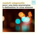 Meshell Ndegeocello / For A Sovereign Soul (w/CD)【輸入盤LPレコード】(ミシェル ンデゲオチェロ)