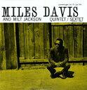 Miles Davis/Milt Jackson / Quintet/Sextet【輸入盤LPレコード】(マイルス・デイウ゛ィス)