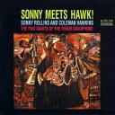 現代 - 【送料無料】Sonny Rollins/Coleman Hawkins / Sonny Meets Hawk (180 Gram Vinyl)【輸入盤LPレコード】(ソニー・ロリンズ)