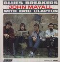John Mayall/Eric Clapton / Blues Breakers【輸入盤LPレコード】(ジョン メイオール)