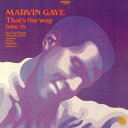 R & B, Disco Music - Marvin Gaye / That's The Way Love Is【輸入盤LPレコード】【LP2016/2/12発売】(マーウ゛ィン・ゲイ)