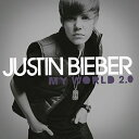 Justin Bieber / My World 2.0��͢����LP�쥳���ɡ�(���㥹�ƥ��󡦥ӡ��С�)��LP 2016/2/12ȯ���