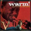 Clifford Brown / Warm (スペイン盤)【輸入盤LPレコード】(クリフォード・ブラウン)