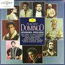Placido Domingo / Opernarien-Opera Arias/Aida/Carmen/Lescontes【輸入盤LPレコード】(プラシド・ド...