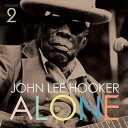 John Lee Hooker / Alone 2【輸入盤LPレコード】(ジョン・リー・フッカー)