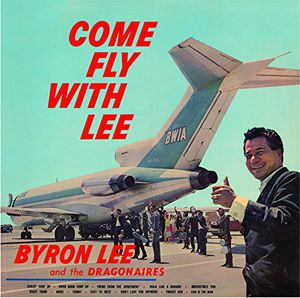 Byron Lee / Come Fly With Lee (イタリア盤)【輸入盤LPレコード】