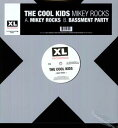 Cool Kids / Mikey Rocks (UK盤)【輸入盤LPレコード】