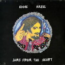 舞蹈与灵魂 - Eddie Hazel / Jams From The Heart (EP)【輸入盤LPレコード】