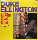 其它 - Duke Ellington / All Star Road Band V.2 (Mood Indigo, Satin Doll)【輸入盤LPレコード】(デューク・エリントン)