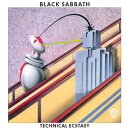 Black Sabbath / Technical Ecstasy (Colored Vinyl) (Limited Edition) (180gram Vinyl) (White)【輸入盤LPレコード】【LP2016/8/5発売】(ブラック サバス)