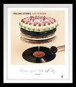 【送料無料】Rolling Stones / Rolling Stones: Let It Bleed Lithograph (Clear Vinyl)【輸入盤LPレコード】【LP2016/7/26発売】(ローリング ストーンズ)