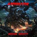 乐天商城 - Annihilator / Suicide Society (Digital Download Card)【輸入盤LPレコード】